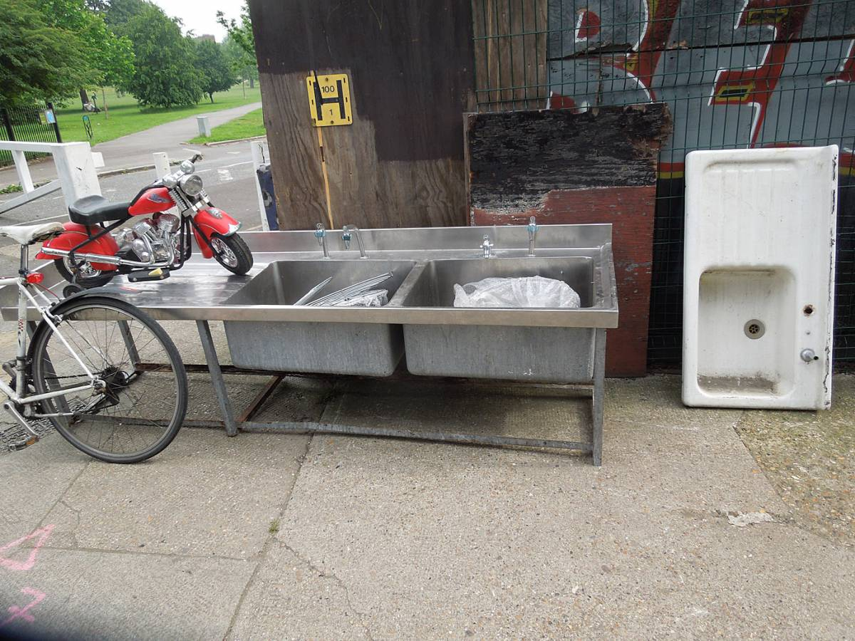 possible bakery gear - double basin - 9:14am&nbsp;8<sup>th</sup>&nbsp;Jun.&nbsp;'14