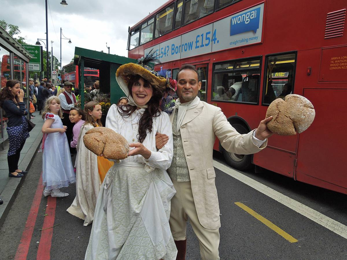 Brixton Windmill parade and festival 2013 - 12:48pm&nbsp;21<sup>st</sup>&nbsp;Jun.&nbsp;'13