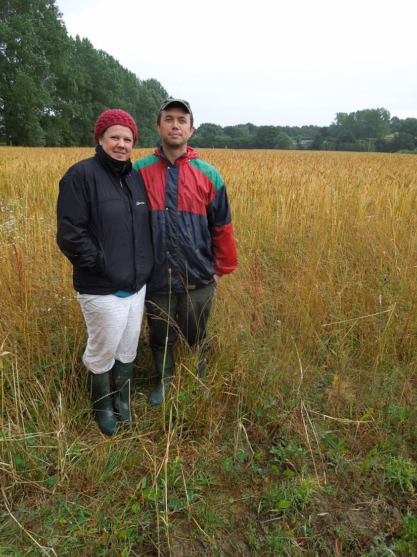 WoWo review - Johannes and Anna from Plawhatch biodynamic Farm visit - 2:43pm&nbsp;24<sup>th</sup>&nbsp;Jul.&nbsp;'15