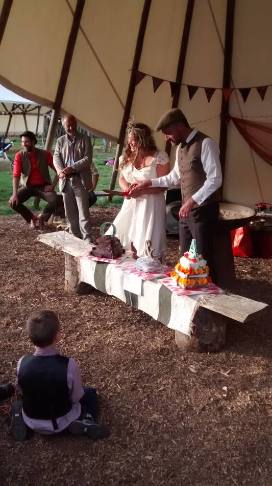 Alice and Olly get married - 5:39pm&nbsp;13<sup>th</sup>&nbsp;Sep.&nbsp;'14