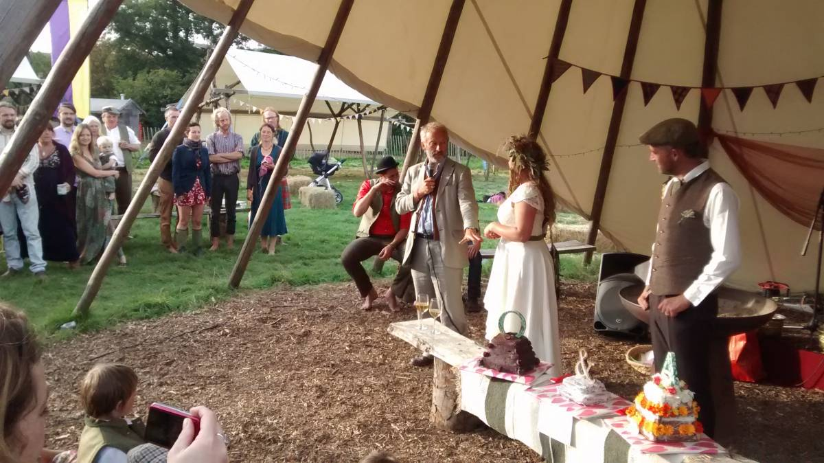 Alice and Olly get married - 5:37pm&nbsp;13<sup>th</sup>&nbsp;Sep.&nbsp;'14