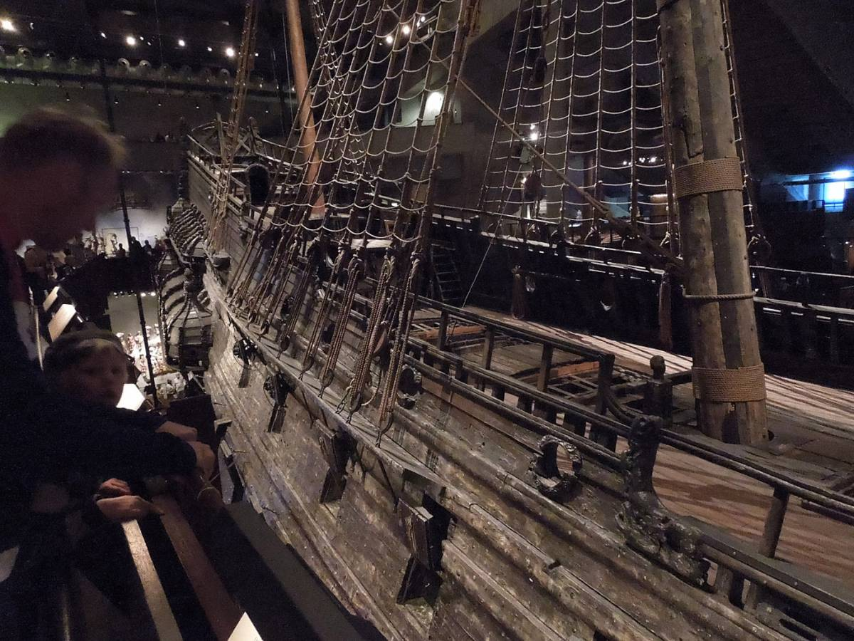 BBA > Nordic > Vasa ship - 2:19pm&nbsp;13<sup>th</sup>&nbsp;Jul.&nbsp;'14