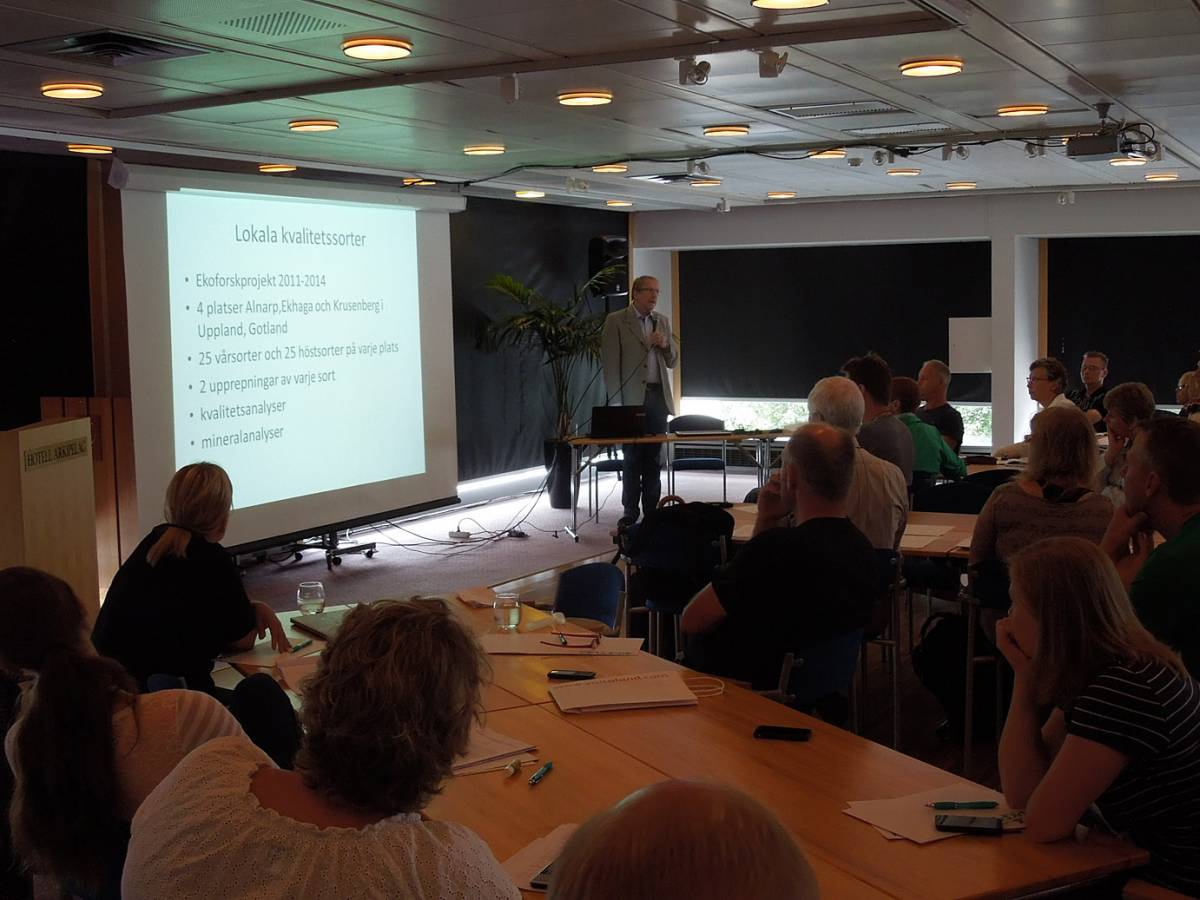 BBA > Nordic > Hans Larsson talks on 'mineral content cereals' - 6:53am&nbsp;15<sup>th</sup>&nbsp;Jul.&nbsp;'14