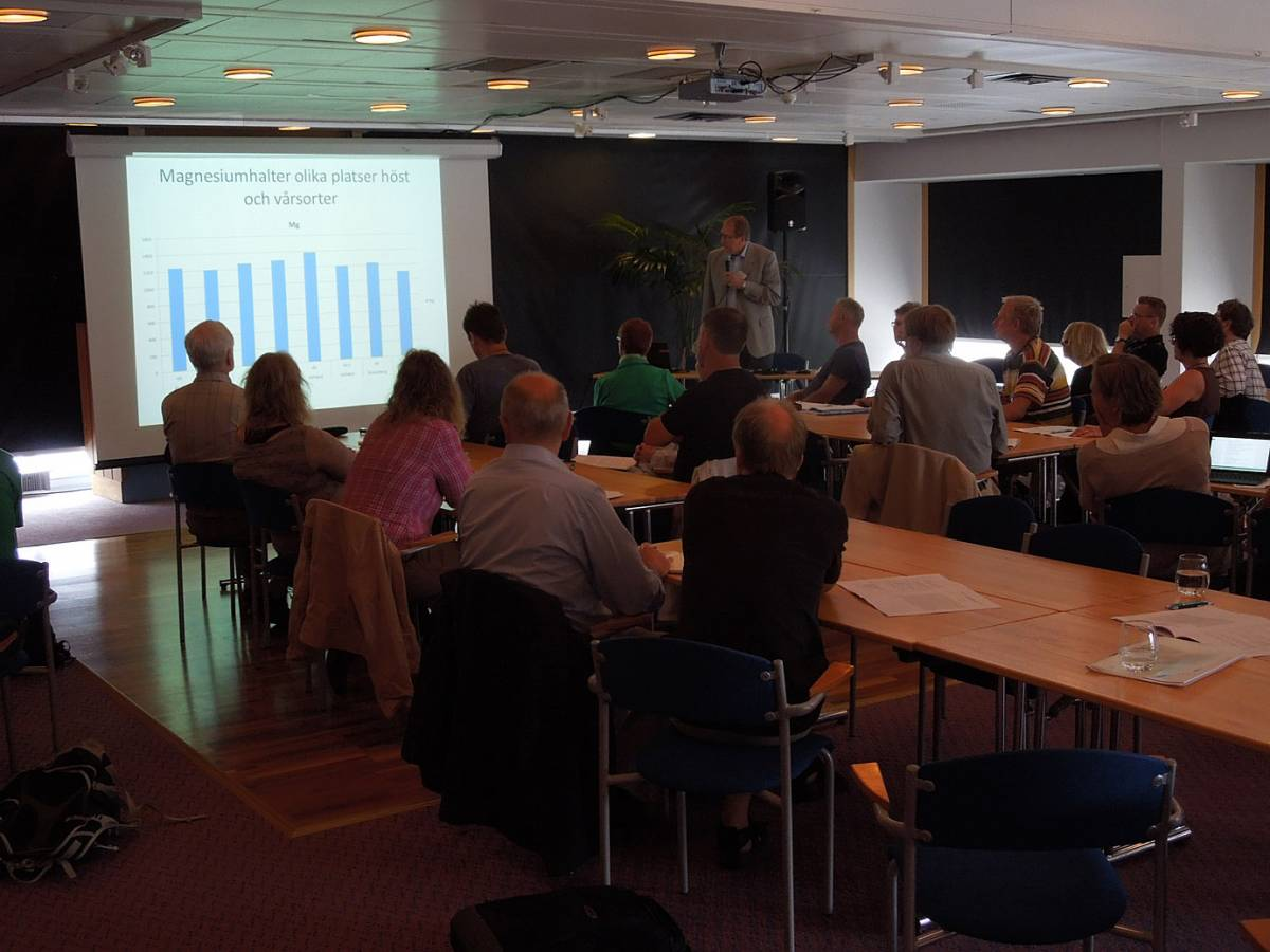 BBA > Nordic > Hans Larsson talks on 'mineral content cereals' - 6:54am&nbsp;15<sup>th</sup>&nbsp;Jul.&nbsp;'14