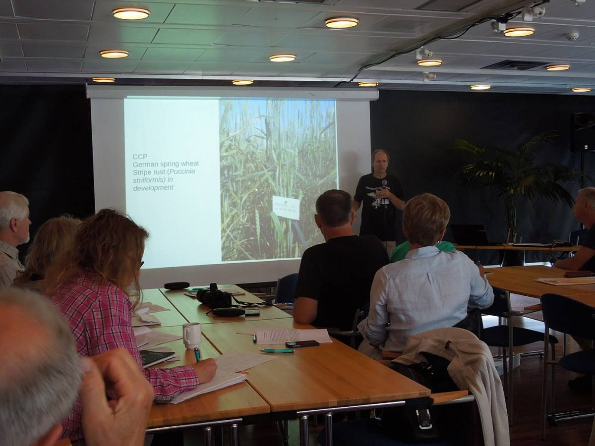 BBA > Nordic > Anders Borgen talks on cereal population, creation and maintenance. - 11:05am&nbsp;15<sup>th</sup>&nbsp;Jul.&nbsp;'14