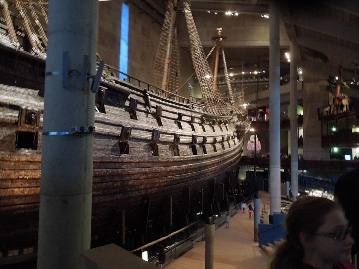 BBA > Nordic > Vasa ship - 1:48pm&nbsp;13<sup>th</sup>&nbsp;Jul.&nbsp;'14