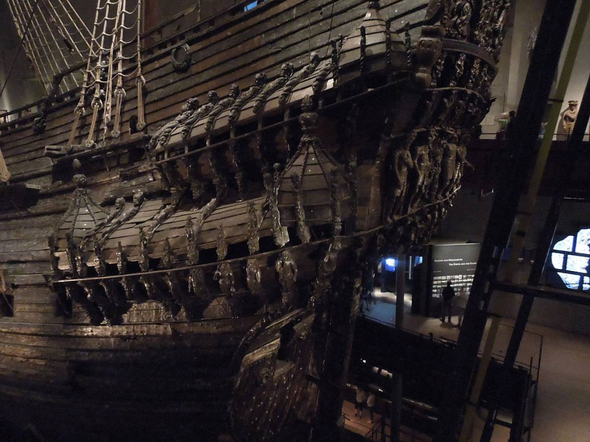 BBA > Nordic > Vasa ship - 2:16pm&nbsp;13<sup>th</sup>&nbsp;Jul.&nbsp;'14