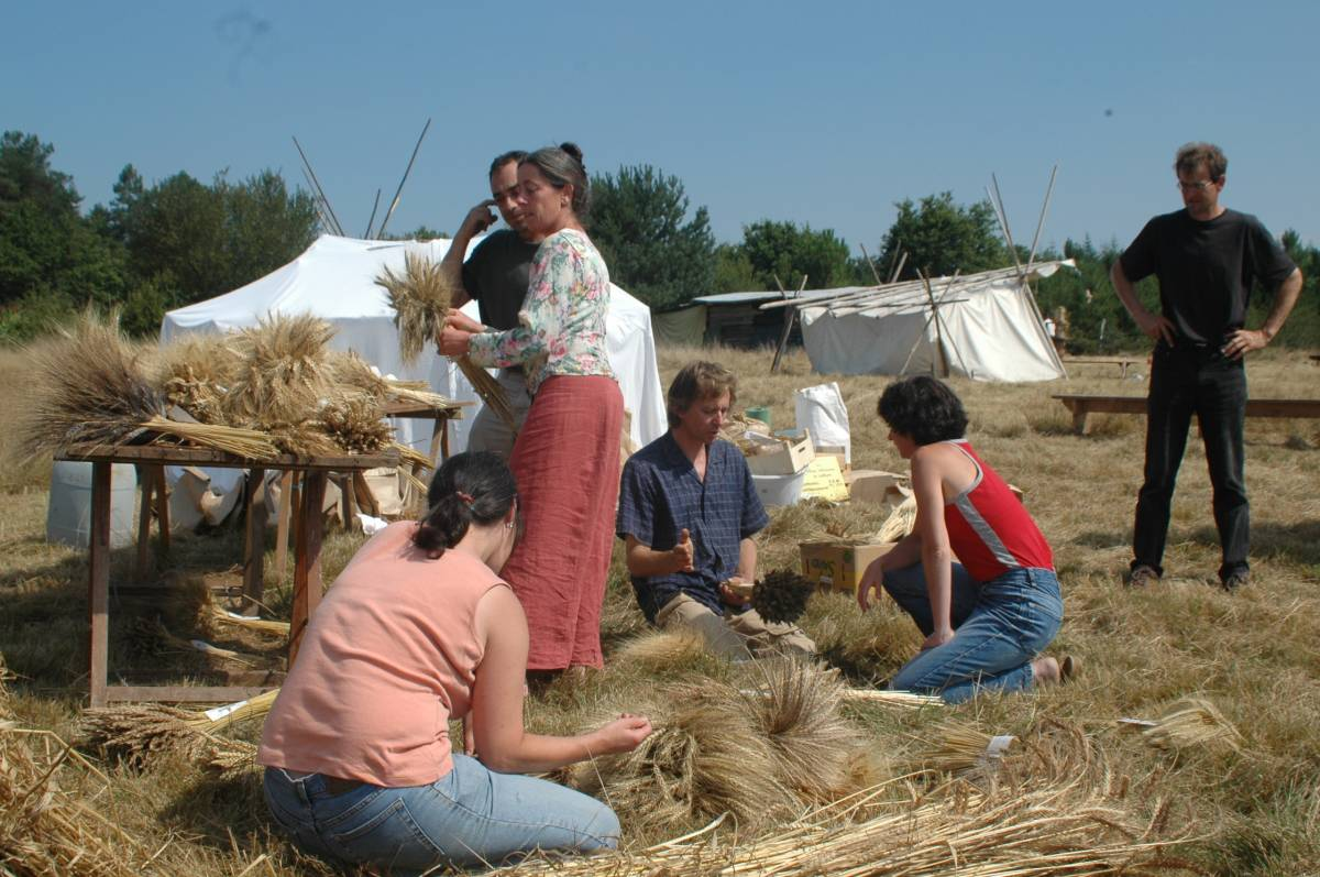 Festival Concoret, Brittany 2005 - 12:34pm&nbsp;17<sup>th</sup>&nbsp;Aug.&nbsp;'05