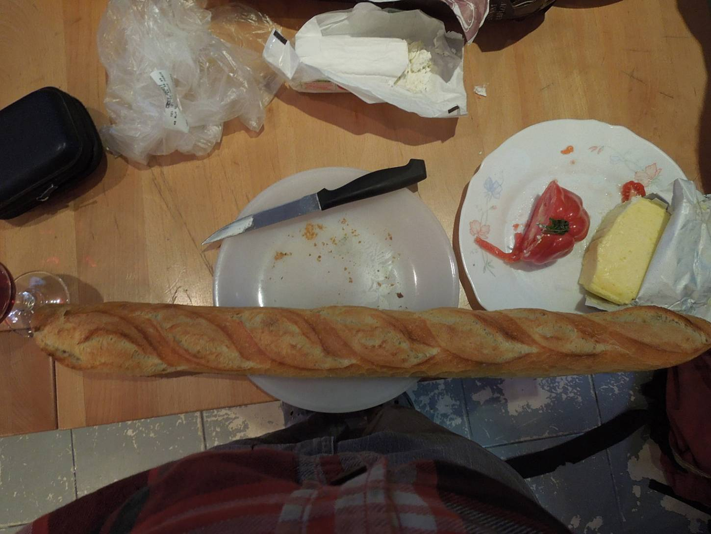 bakers and baguettes of Paris - <a href='http://www.tripadvisor.co.uk/Restaurant_Review-g187147-d2201626-Reviews-Boulangerie_Alexine-Paris_Ile_de_France.html' target_blank>Boulangerie Alexine</a> (Alexandre Planchais)  #10 in 2008 #8 in 2007 - 7:32pm&nbsp;1<sup>st</sup>&nbsp;Jun.&nbsp;'15