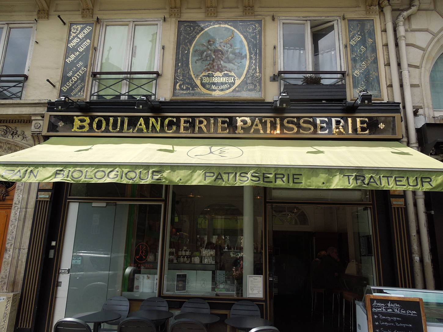 bakers and baguettes of Paris - 11:49am&nbsp;2<sup>nd</sup>&nbsp;Jun.&nbsp;'15
