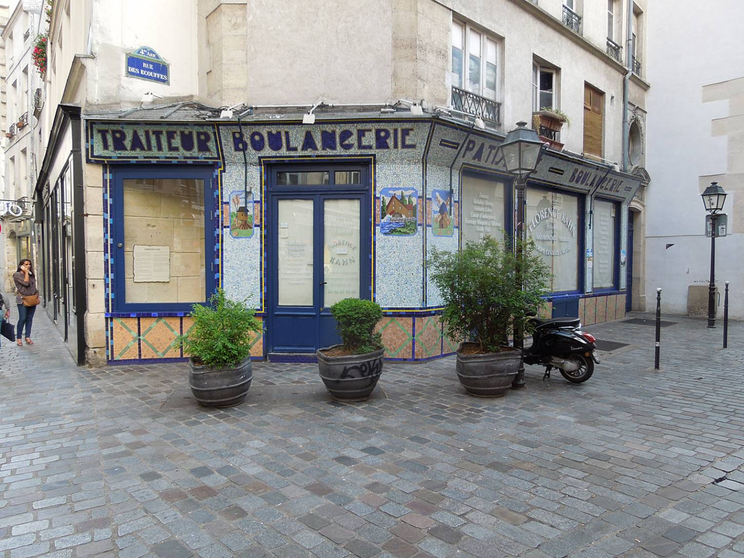 bakers and baguettes of Paris - 6:08pm&nbsp;2<sup>nd</sup>&nbsp;Jun.&nbsp;'15