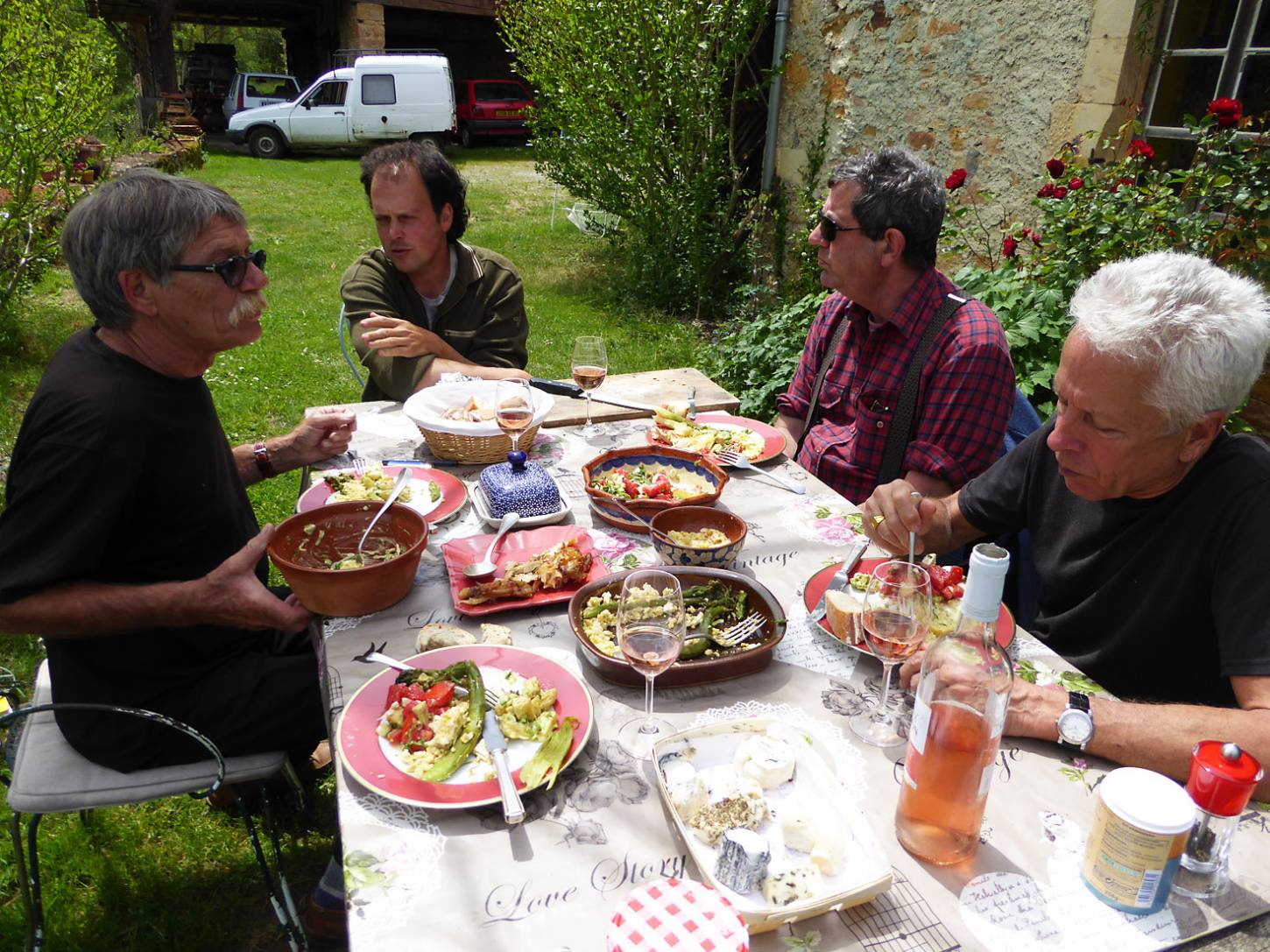 France, May '17 - 12:57pm&nbsp;21<sup>st</sup>&nbsp;May.&nbsp;'17