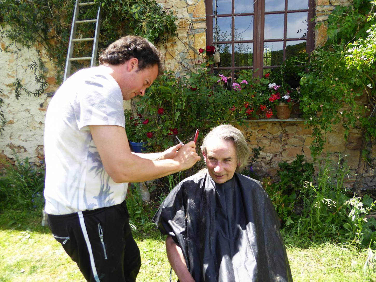 getting shorn by JP, France, May '17 - 1:59pm&nbsp;21<sup>st</sup>&nbsp;May.&nbsp;'17