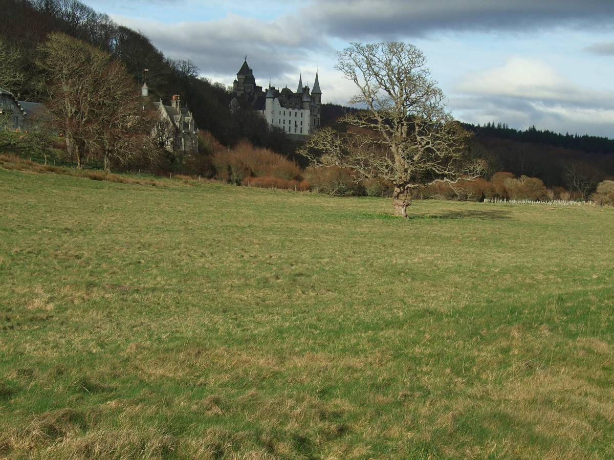 visit to Golspie Mill, Sutherland, walk to Dunrobin Castle - 5:13pm&nbsp;12<sup>th</sup>&nbsp;Mar.&nbsp;'12