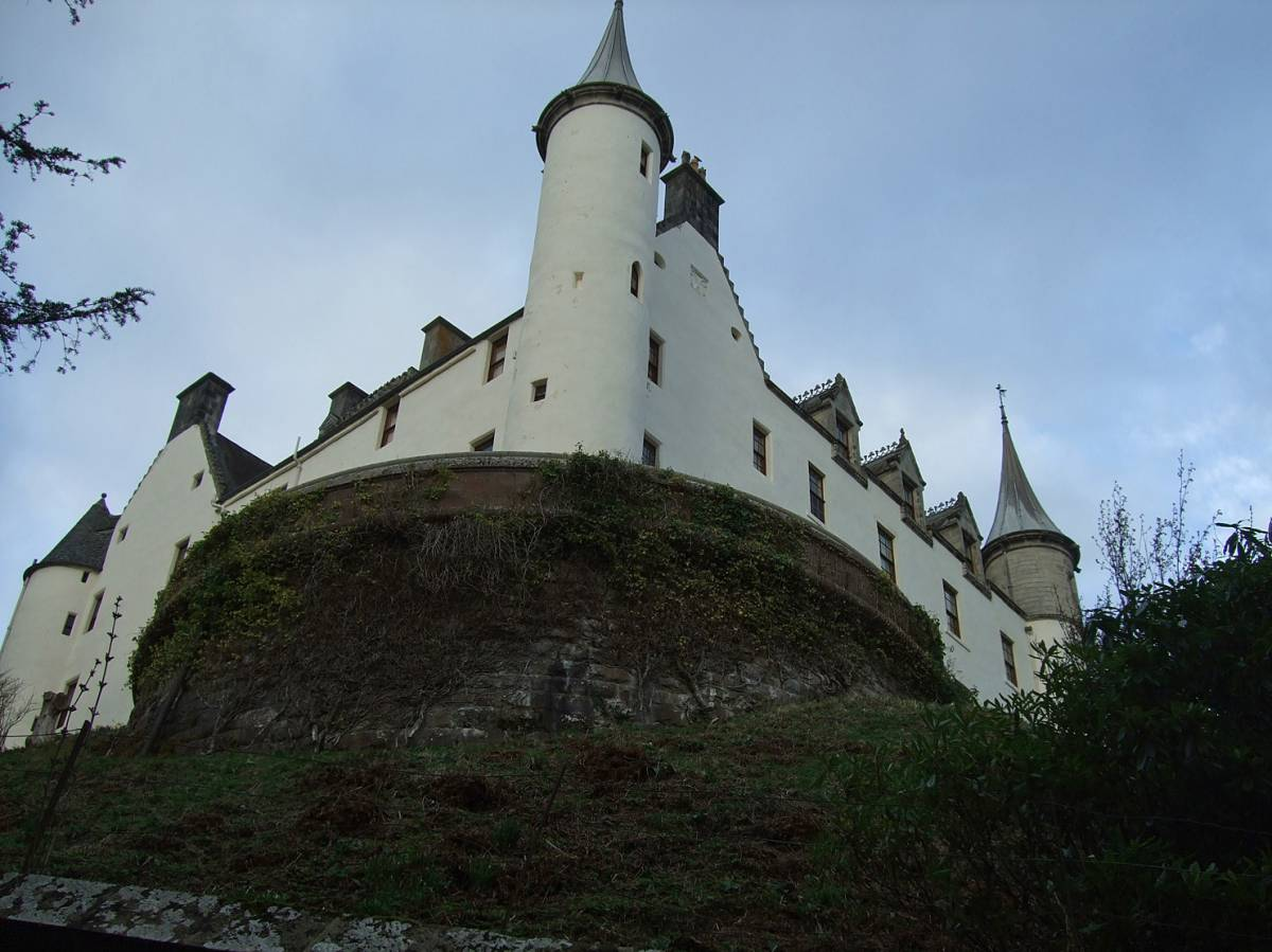 visit to Golspie Mill, Sutherland, Dunrobin Castle - 5:28pm&nbsp;12<sup>th</sup>&nbsp;Mar.&nbsp;'12