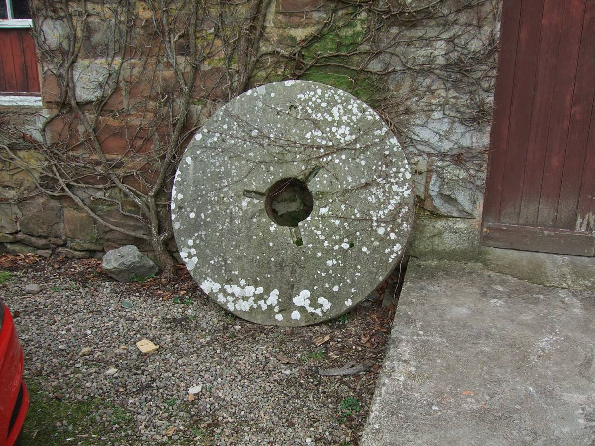 visit to Golspie Mill, Sutherland - 2:07pm&nbsp;12<sup>th</sup>&nbsp;Mar.&nbsp;'12