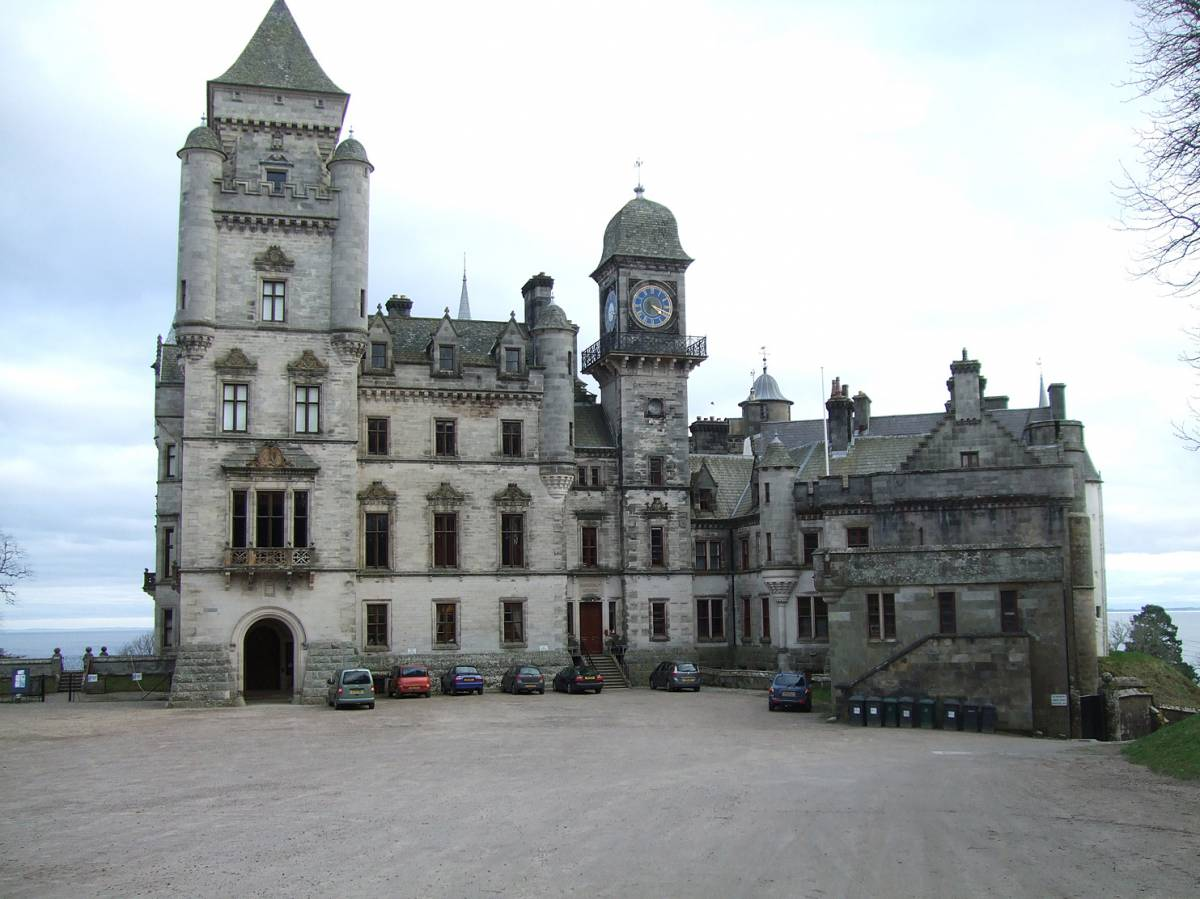 visit to Golspie Mill, Sutherland, Dunrobin Castle - 5:33pm&nbsp;12<sup>th</sup>&nbsp;Mar.&nbsp;'12