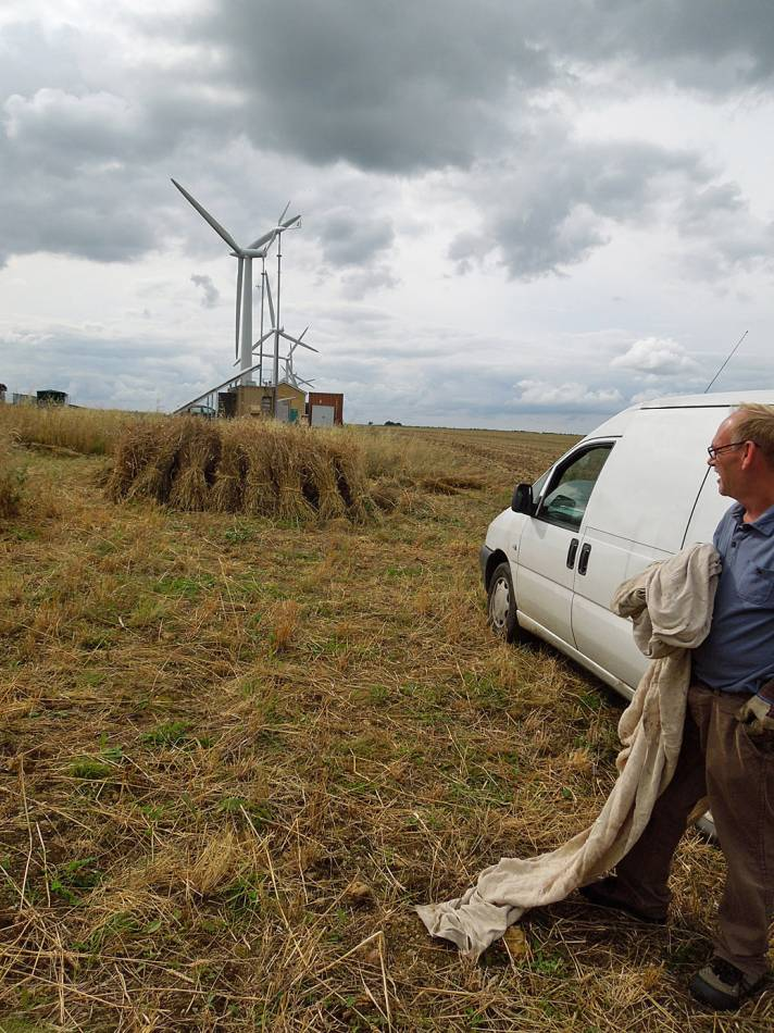 Stephen Simpson&rsquo;s haul - Westmill Farm, Oxon - 4:18pm&nbsp;23<sup>rd</sup>&nbsp;Aug.&nbsp;'12
