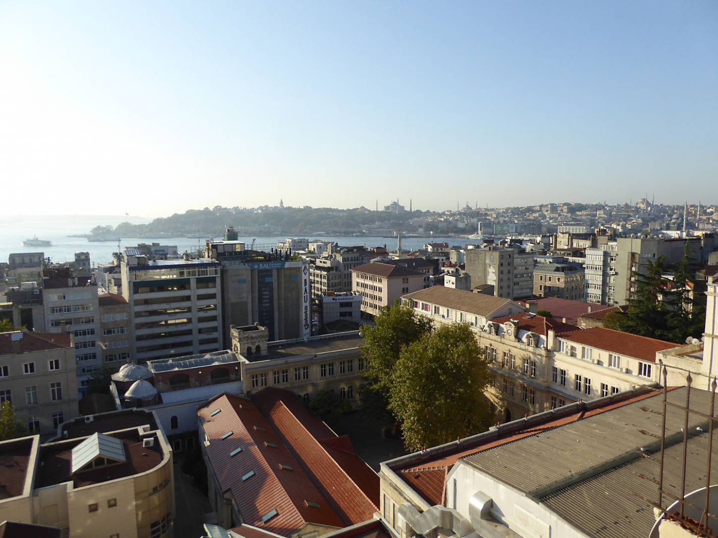 Istanbul - 7:23am&nbsp;24<sup>th</sup>&nbsp;Sep.&nbsp;'17