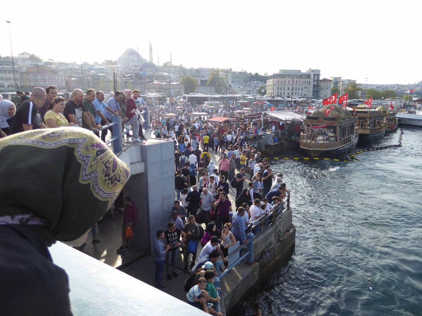 Istanbul - 4:00pm&nbsp;24<sup>th</sup>&nbsp;Sep.&nbsp;'17  <a href='http://maps.google.com/?t=h&q=41.018258,28.971747&z=18&output=embed' target=_blank><img src='http://www.brockwell-bake.org.uk/img/marker.png' style='border:none;vertical-align:top' height=16px></a>