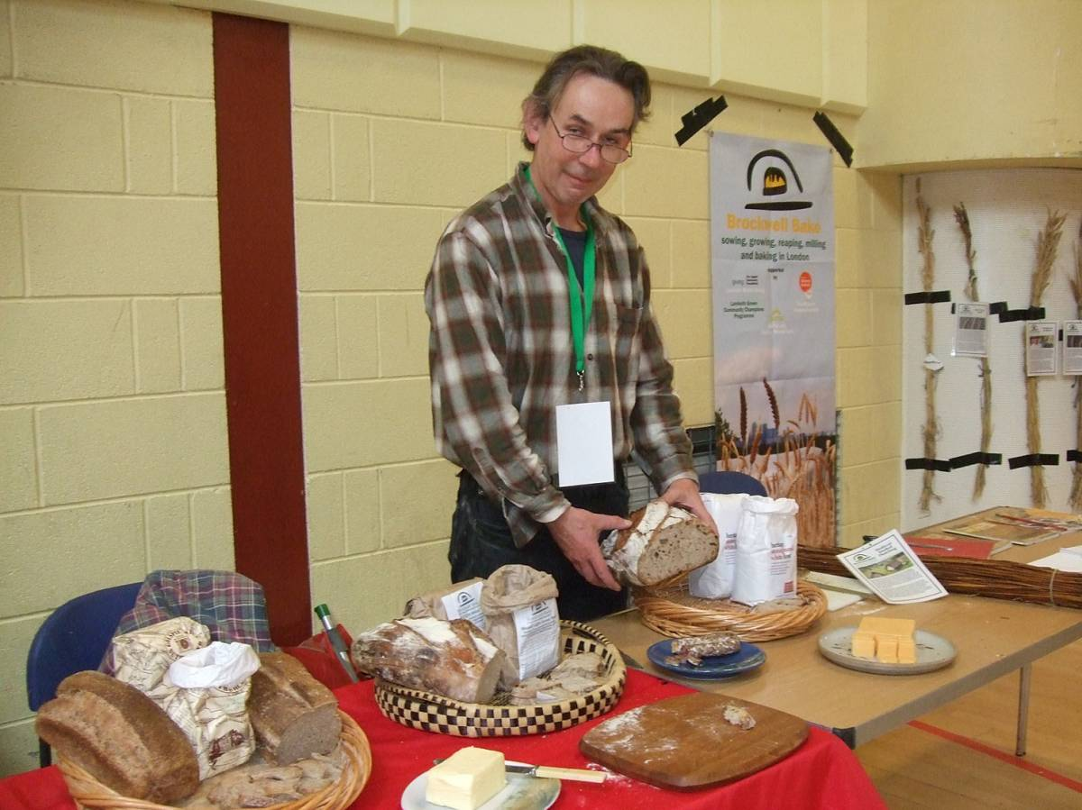 LLD forum 2012, Strathpeffer, BBA and baking stall, Crofters Fair - 2:07pm&nbsp;10<sup>th</sup>&nbsp;Mar.&nbsp;'12