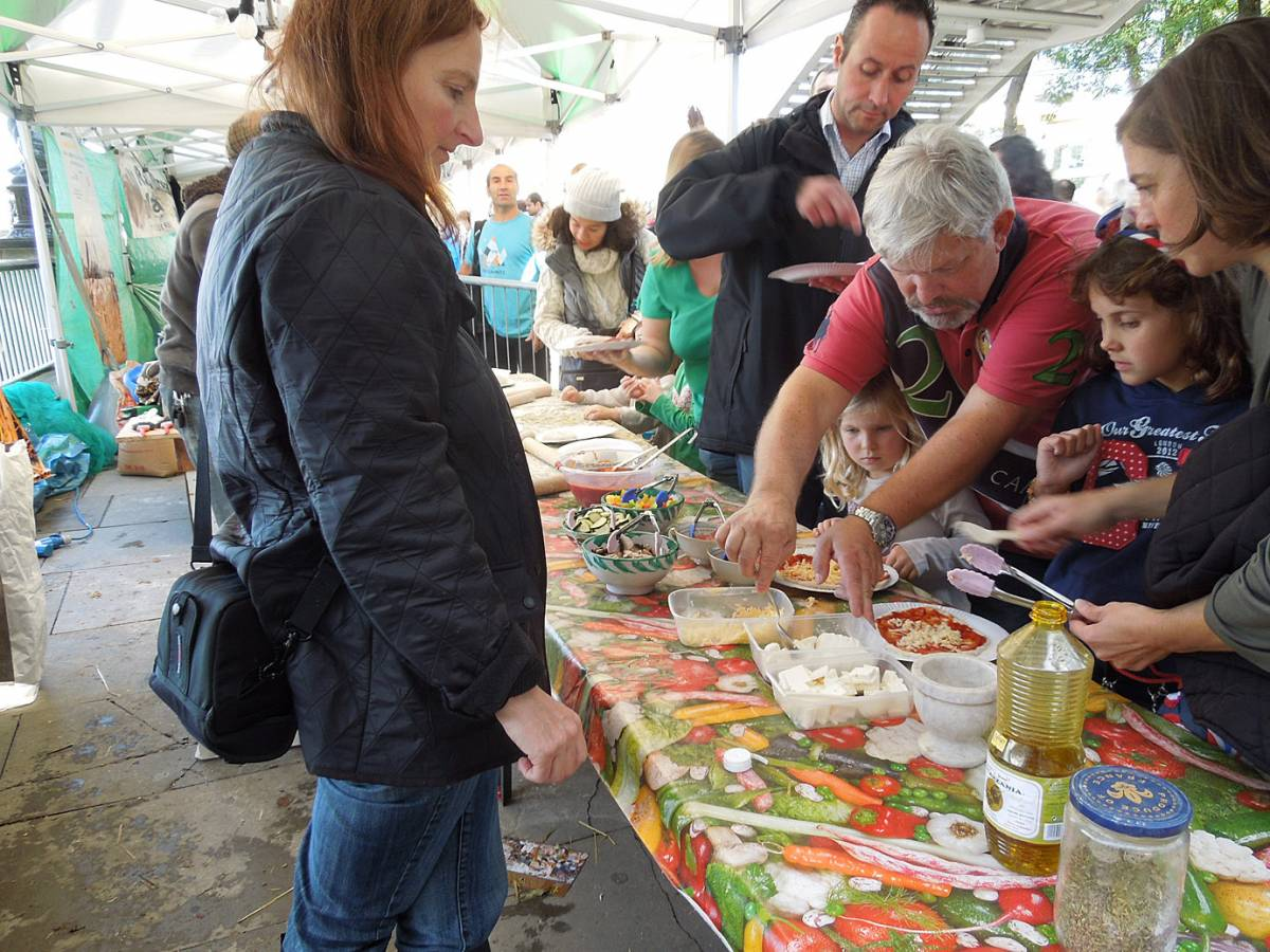 first Real Bread Fest - 1:19pm&nbsp;6<sup>th</sup>&nbsp;Oct.&nbsp;'12